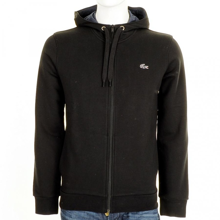Lacoste Sale Items > Lacoste Crocodile Hooded Zip Top Black > Lacoste Jumpers Lacoste Sweatshirts Jackets Lacoste Designer Clothes @ Mainline Menswear Stockists Of Lacoste Jumpers Lyle And Scott G Star Diesel Original Penguin Fred Perry Armani Hugo Boss Paul Smith Gio Goi Adidas Originals Online UK