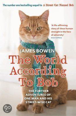 bol.com   The World According to Bob, James Bowen   9781444777574   Boeken
