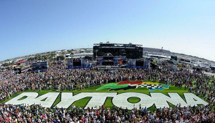 DAYTONA 500 - Daytona International Speedway We have been to 3 races here, amazing track