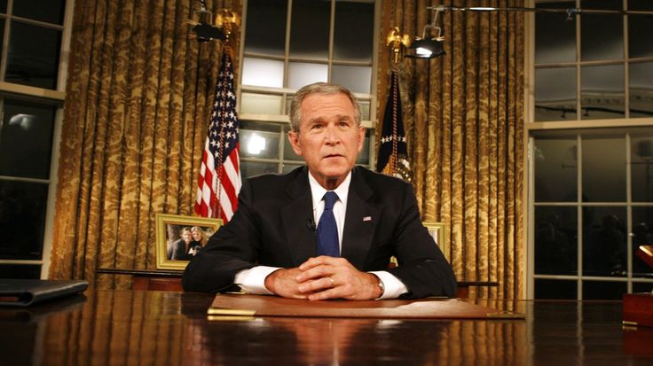 Revenge of the Simple: How George W. Bush Gave Rise to Trump Bush was just an appetizer — Trump would be the main course  BY MATT TAIBBI March 1, 2016
