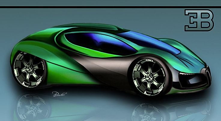 Car concept by ovidiuart.deviantart.com on @DeviantArt