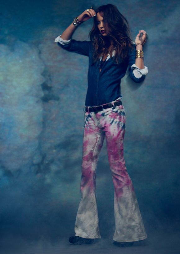 Bell bottoms .... The Dark Side Of The Moon | Free People Blog