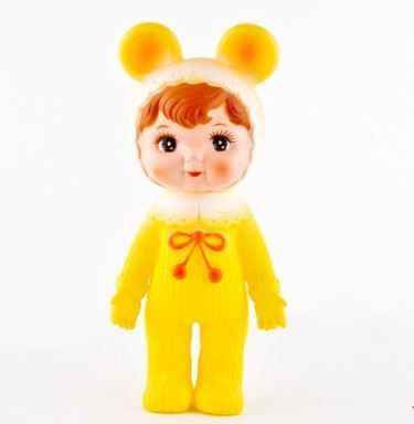WOODLAND DOLL- YELLOW - Too Cool For School
