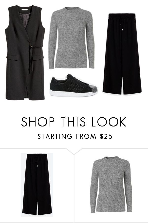 """""""outfit"""" by emmavestphael on Polyvore featuring adidas"""