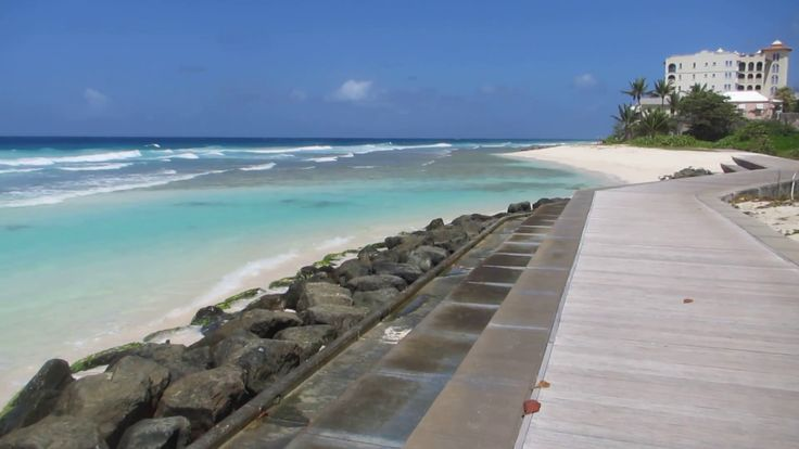 Strolling the Barbados Boardwalk