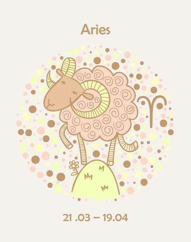 • Aries •
