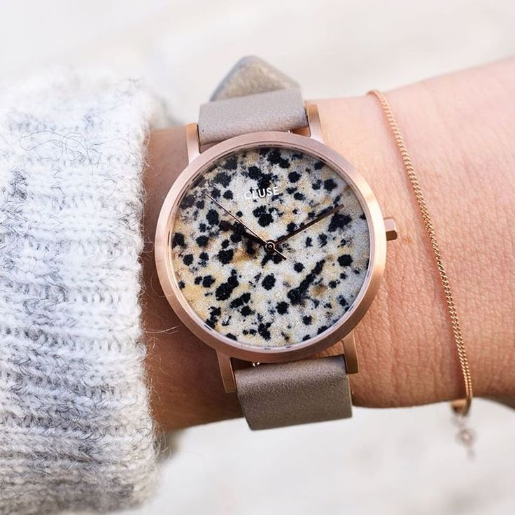 Each La Roche Dalmatian timepiece is entirely unique. Just like you. #daretobeunique