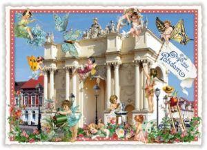 tausendschön postkarten - Postdam