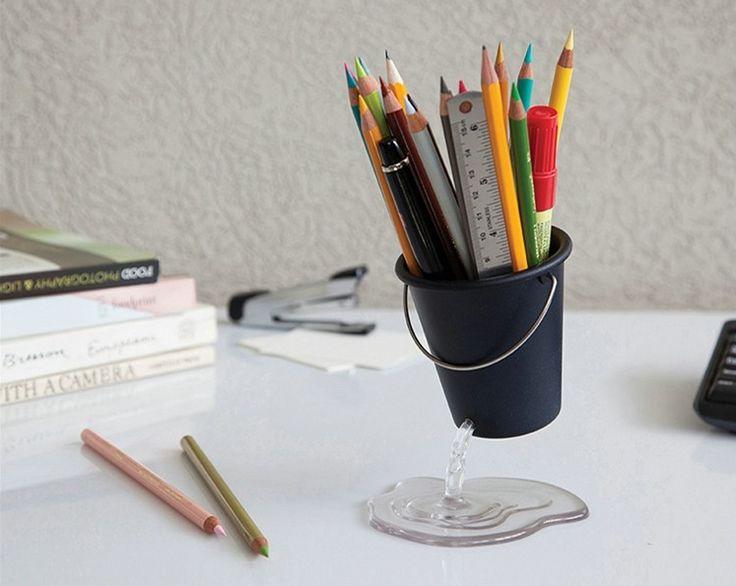 K-waii - Porta Lápices Bucket http://www.regalitolindo.cl/product/139289/porta-lapices-bucket