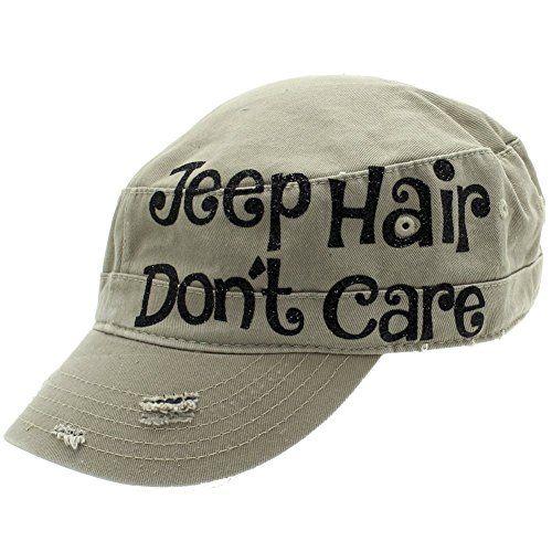 jeep baseball cap canada hair don care khaki beret amazon stone washed caps