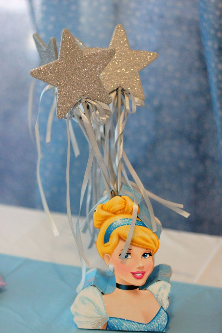 19 best my daughters 6th birthday party cinderella style images cinderella party glitter fairy wands for the girls to decorate with foam stickers purchased bookmarktalkfo