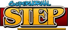 Supernormal Step - by Michael Lee Lunsford - She ain't Dorthy, but she would like to return to earth, even though in this weird not quite Earth she has super powers.