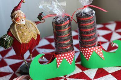 Gift Idea Neighborly Elves from Taffy Talk
