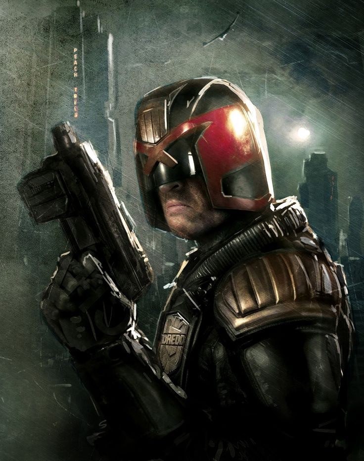 Karl Urban Says There Is Still Hope for DREDD2!