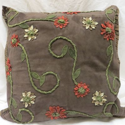 Double D Ranch De Luna Pillow