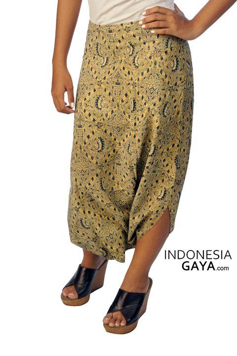 ANDREA batik pant