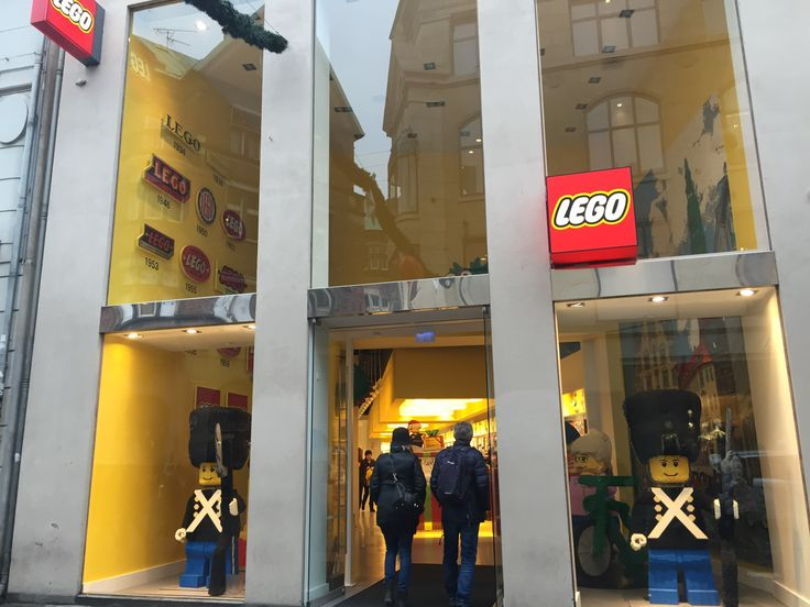 The Lego Store, Copenhagen
