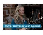 are you controling your business and your life fully?