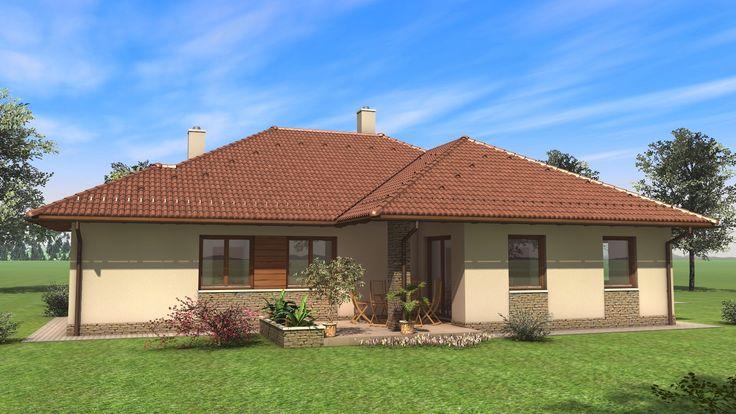 Családi ház | TÉR Stúdió - Építészeti tervezés
