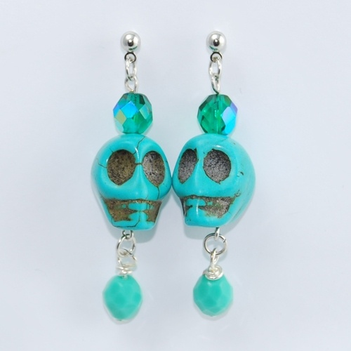 Orecchini Taboo Turquoise