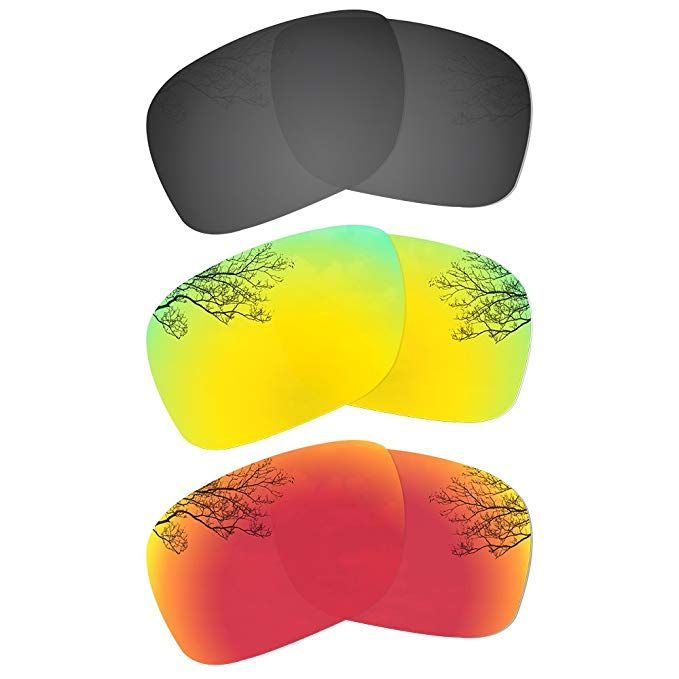 7c297c49e07 Dynamix Polarized Replacement Lenses for Oakley Holbrook - Multiple Options  Review