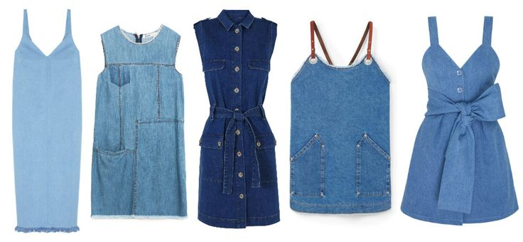 Представить себя на Лазурном Берегу, примерить образ, как из 90-х, или перевоплотиться в богемную музу художника вам с легкостью помогут эти летние платья. В подборке «Леди Mail.Ru» — самые модные платья июня на любой вкус.