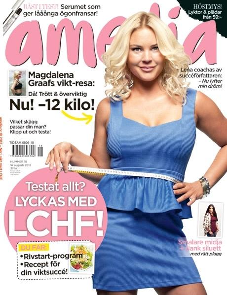 amelia nummer 18 2012