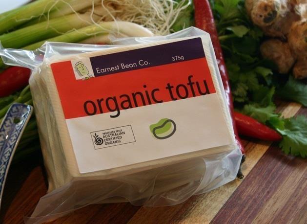 Earnest Bean Co. Tofu