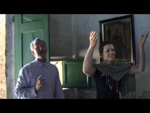 Singing in Siena 2015 - Tony Backhouse