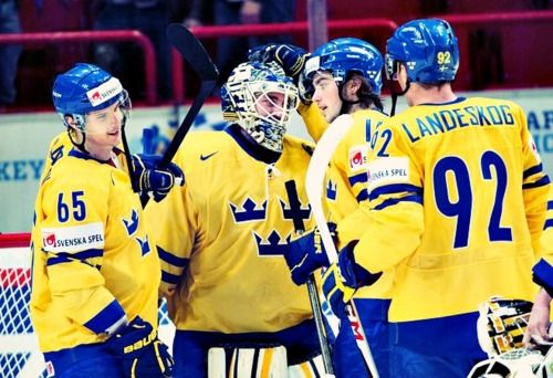 i love seeing karlsson and Landy together