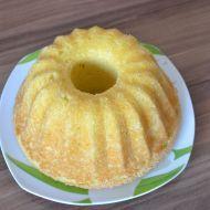 Citronová bábovka s jogurtem recept - Vareni.cz