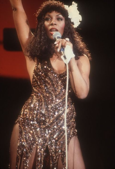 Legendary disco diva Donna Summer died from lung cancer at age 63 on May 17, 2012.