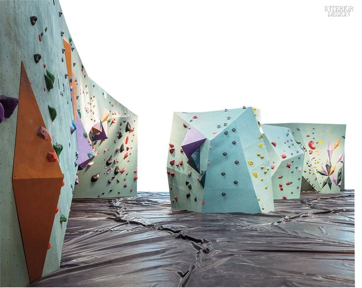 Austin Bouldering Project Brings a Friendly Industrial Climbing ...