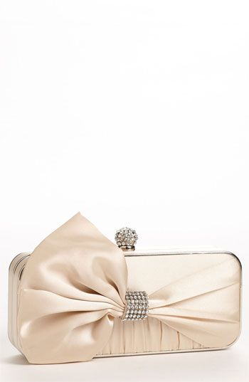 Glint Bow Clutch | Nordstrom