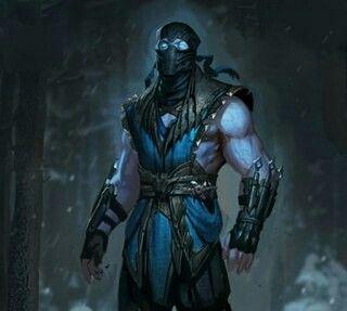 (Mortal Kombat: subzero art)