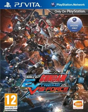 Mobile Suit Gundam Extreme VS-Force - PS Vita