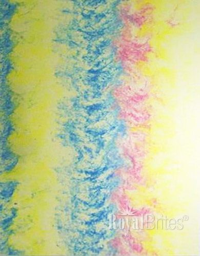 Tie-Dyed Poster Board, 22x28, 25/Case