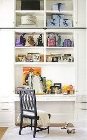from House Beautiful - Sara Story on Closet Vanity