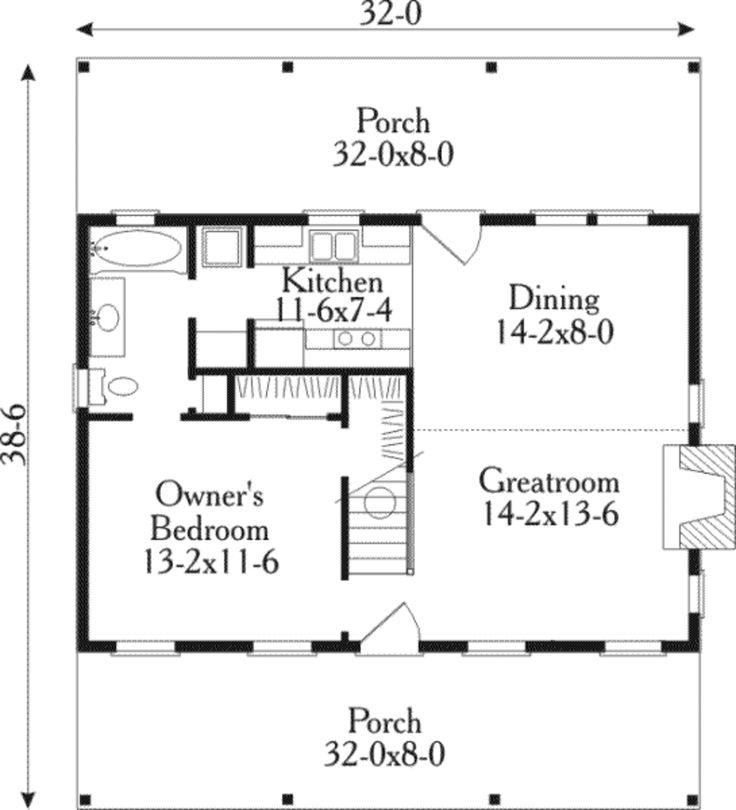 3336 best house plans images on Pinterest   House floor plans ...