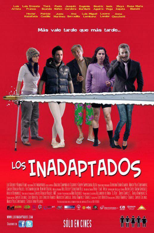 """""""LOS INADAPTADOS"""" (2011) ►Ver Online: http://www.peliculaschingonas.org/ver-los-inadaptados-2011-online/"""