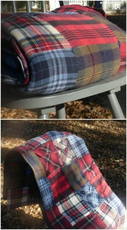 How much do you love repurposing projects? They are among my favorite DIY things to try and I've found a wonderful collection of repurposing ideas for your old flannel shirts. If you're like me, you have so many clothes hanging in the closet that you never wear. You may plan to throw out those...