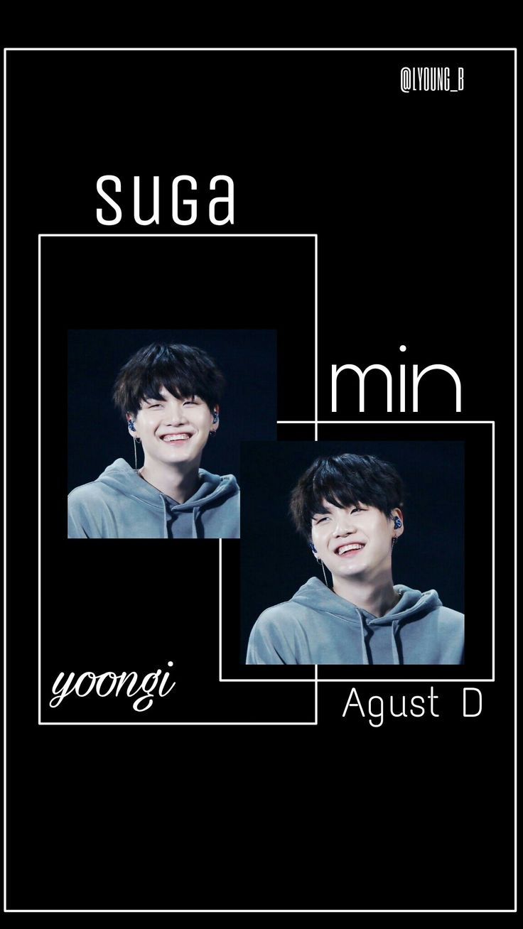 Min yoongi lockscreen