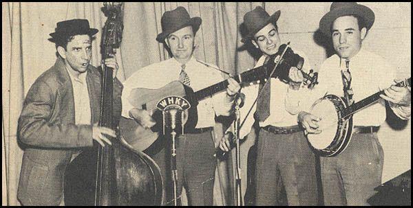 Lester Flatt, Earl Scruggs, and the Foggy Mountain Boys