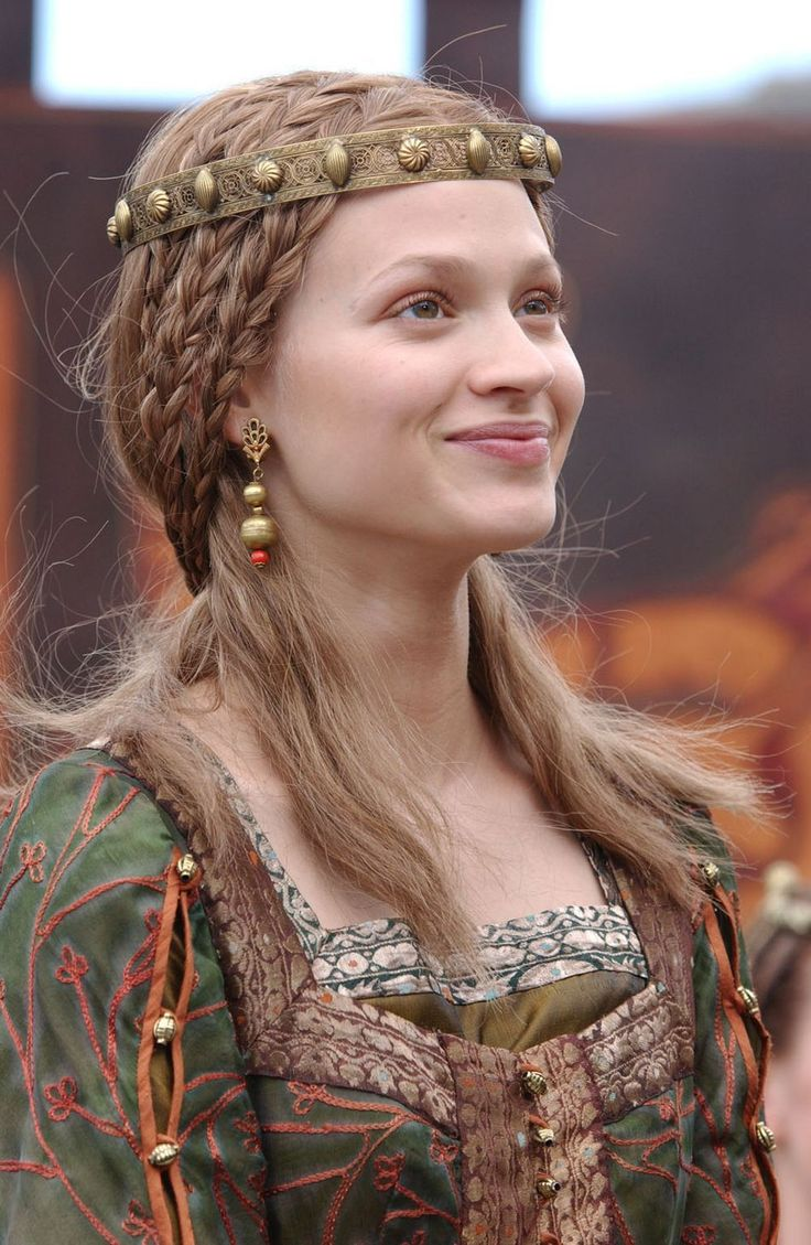 Ceit, the Scottish princess: Believes in peace. But will, if need be, will take…