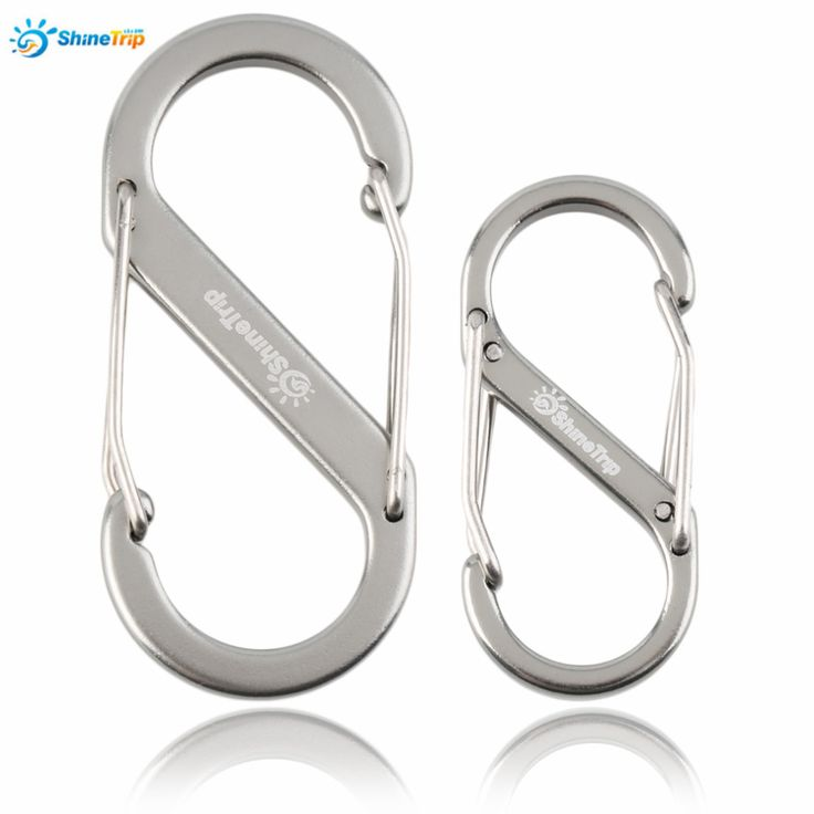 Pin it if you want this 👉 ShineTrip 1pcs 8-type Metal Keychain Buckle Survival Gear Hook Carabiner     Just 💰 $ 2.95 and FREE Shipping ✈Worldwide✈❕    #hikinggear #campinggear #adventure #travel #mountain #outdoors #landscape #hike #explore #wanderlust #beautiful #trekking #camping #naturelovers #forest #summer #view #photooftheday #clouds #outdoor #neverstopexploring #backpacking #climbing #traveling #outdoorgear #campfire