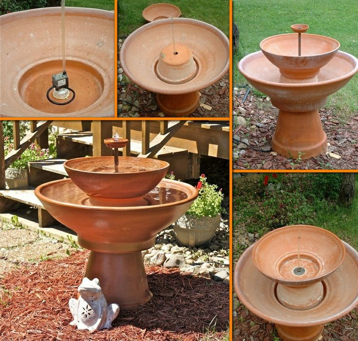 71 Best Water Features Images On Pinterest Garden Ideas