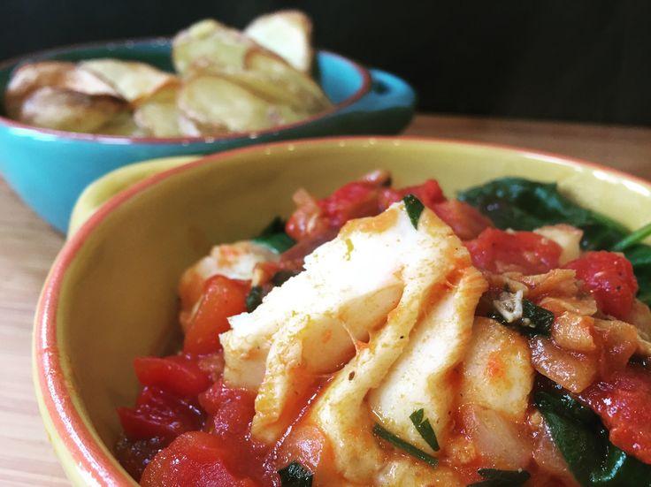 tapas style fish stew