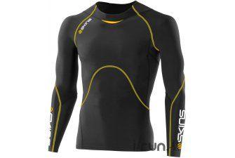 Skins Haut ML A400 M pas cher - Destockage running Vêtements homme en promo