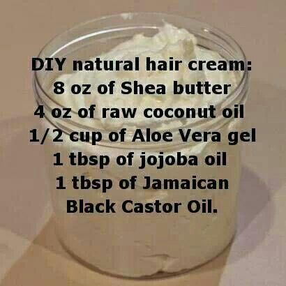 Oil for natural hair