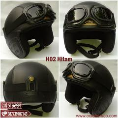 Helm Retro Klasik